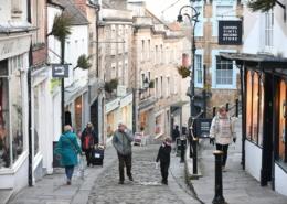 Den brittiska staden Frome lyckas motverka ensamhet
