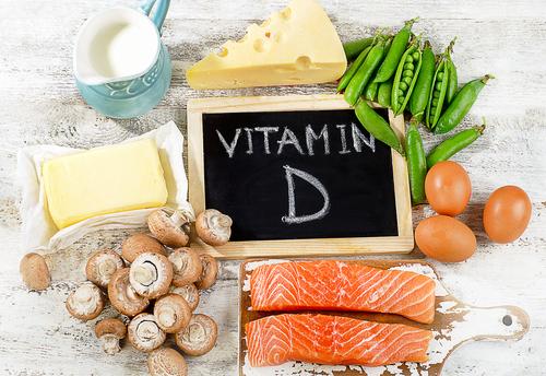 D-vitamin stärker vår hälsa.
