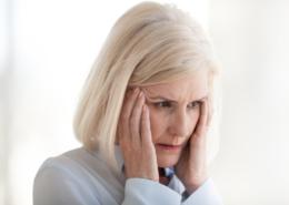 Psykisk ohälsa bland äldre