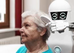 Kan robotar ersätta mänsklig värme